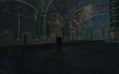 Inside Bordinar's Cleft